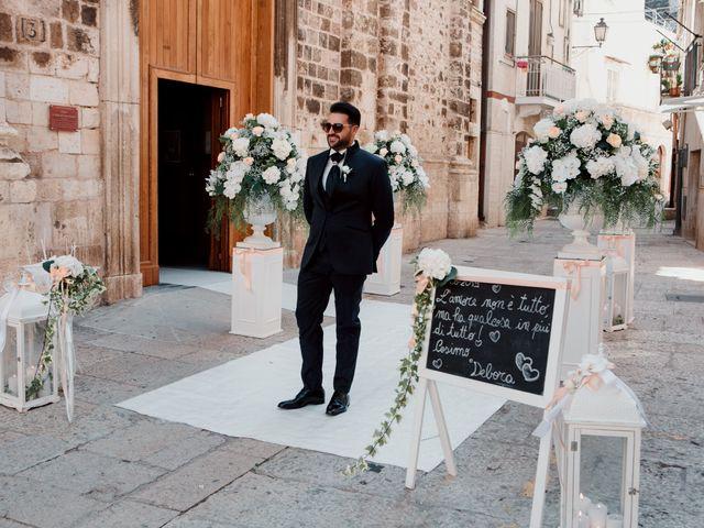 Il matrimonio di Deborah e Cosimo a Bitritto, Bari 6