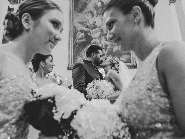 Il matrimonio di Deborah e Cosimo a Bitritto, Bari 7
