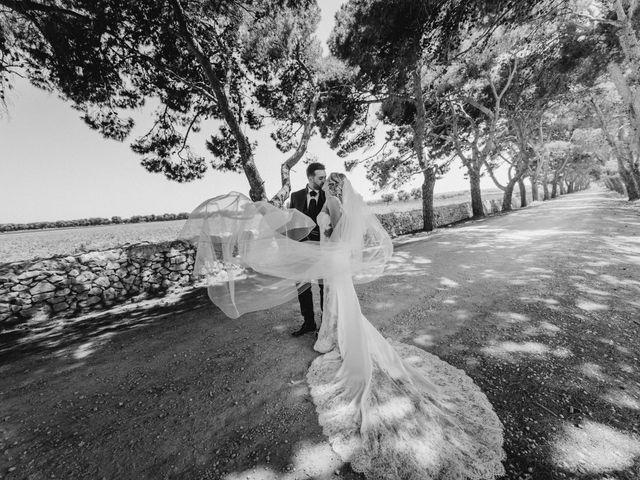 Il matrimonio di Deborah e Cosimo a Bitritto, Bari 8