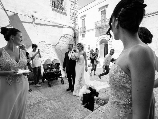 Il matrimonio di Deborah e Cosimo a Bitritto, Bari 23