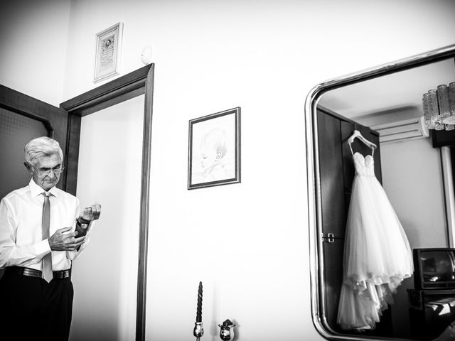 Il matrimonio di Luca e Cristina a Vizzola Ticino, Varese 1