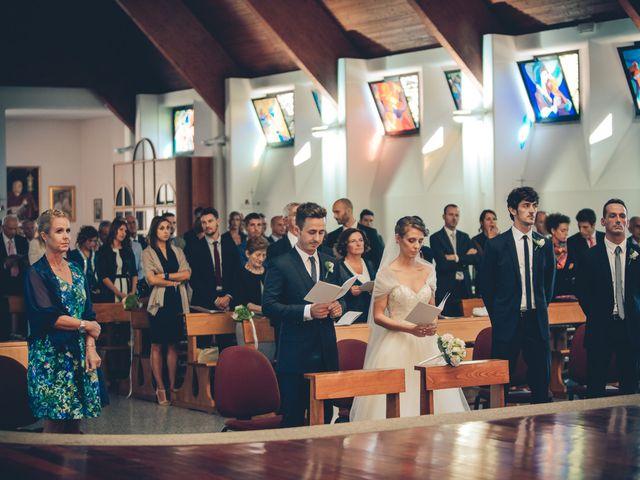 Il matrimonio di Luca e Cristina a Vizzola Ticino, Varese 14