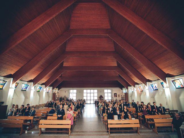 Il matrimonio di Luca e Cristina a Vizzola Ticino, Varese 15