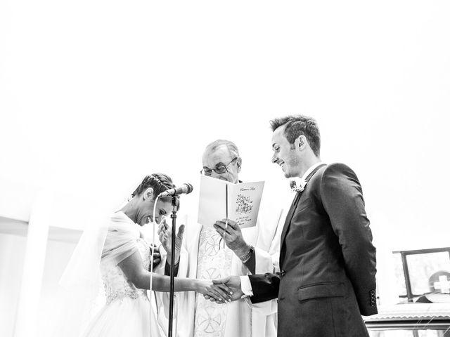 Il matrimonio di Luca e Cristina a Vizzola Ticino, Varese 16
