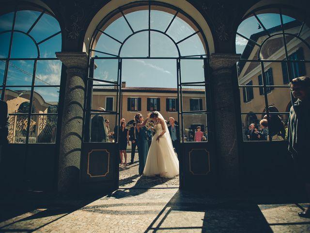 Il matrimonio di Luca e Cristina a Vizzola Ticino, Varese 25