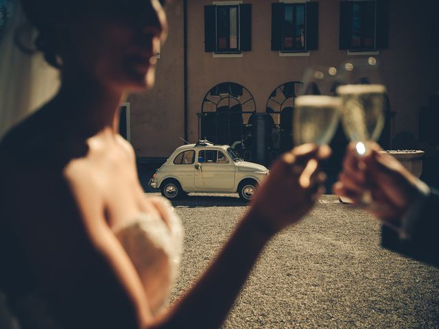 Il matrimonio di Luca e Cristina a Vizzola Ticino, Varese 26