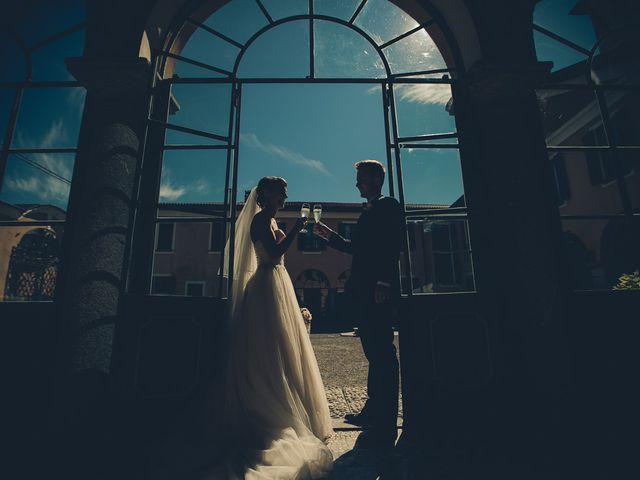 Il matrimonio di Luca e Cristina a Vizzola Ticino, Varese 27