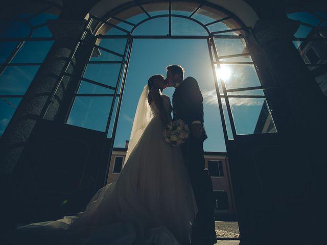 Il matrimonio di Luca e Cristina a Vizzola Ticino, Varese 28