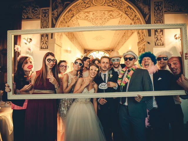 Il matrimonio di Luca e Cristina a Vizzola Ticino, Varese 31