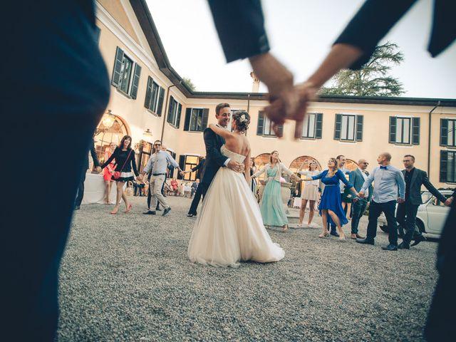 Il matrimonio di Luca e Cristina a Vizzola Ticino, Varese 32