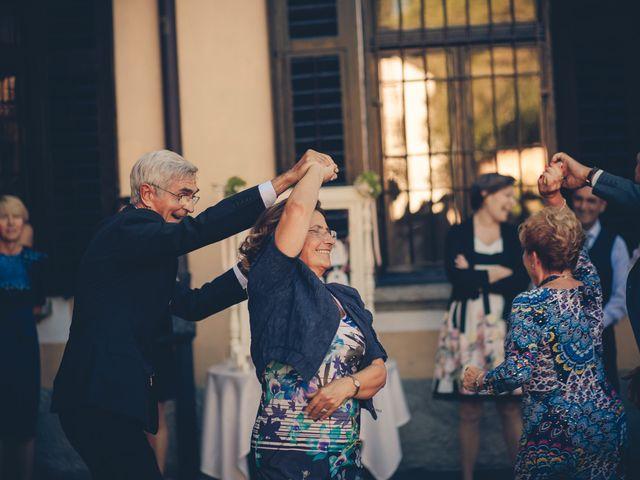 Il matrimonio di Luca e Cristina a Vizzola Ticino, Varese 34