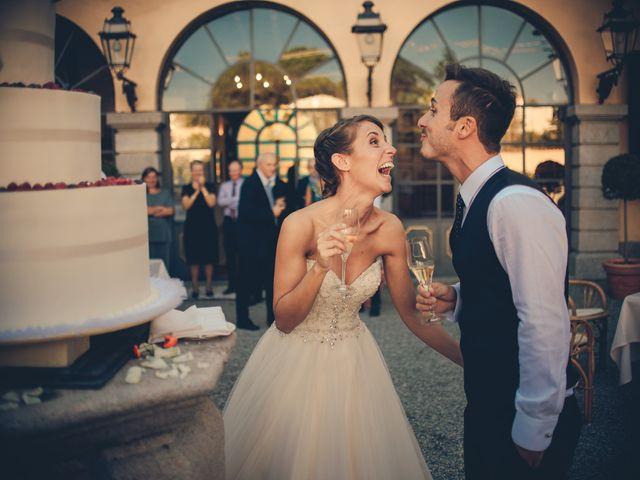 Il matrimonio di Luca e Cristina a Vizzola Ticino, Varese 37