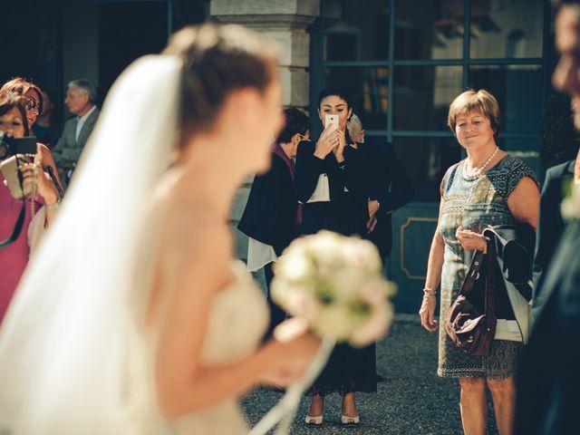 Il matrimonio di Luca e Cristina a Vizzola Ticino, Varese 38