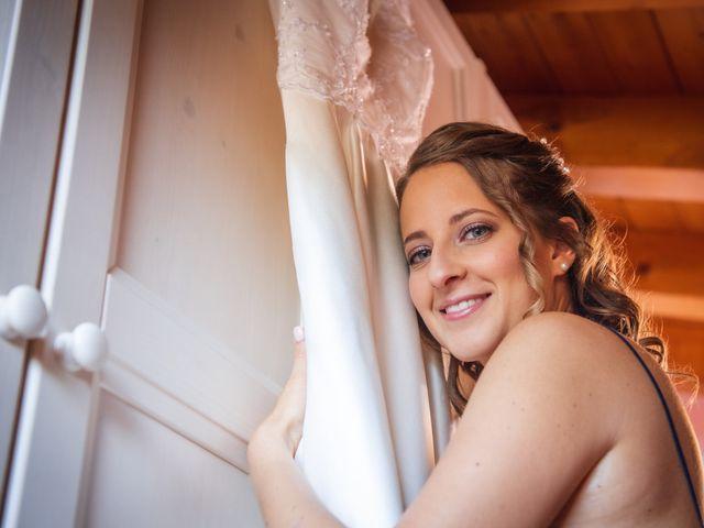 Il matrimonio di Fabio e Debora a Valdagno, Vicenza 11