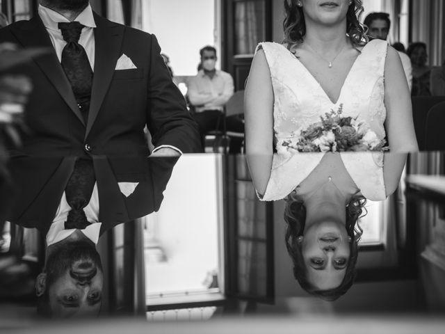 Il matrimonio di Fabio e Debora a Valdagno, Vicenza 19