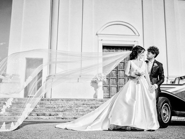 Le nozze di Mariachiara e Riccardo