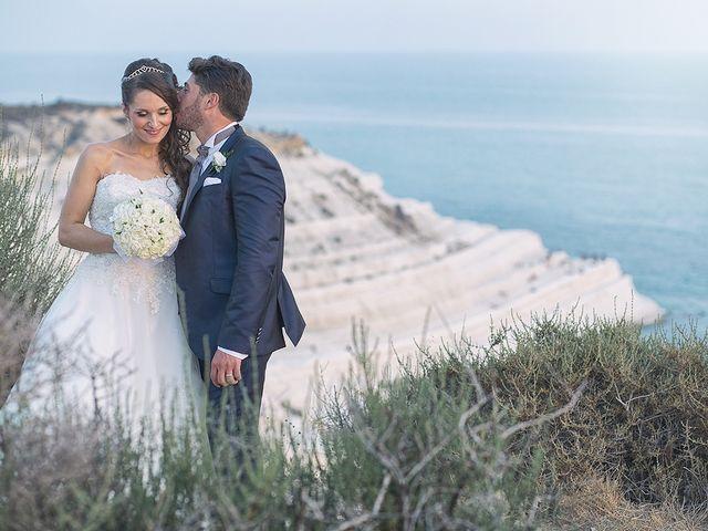 Le nozze di Antonella e Luca