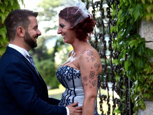 Il matrimonio di Nicola e Monica  a Duino-Aurisina, Trieste 8