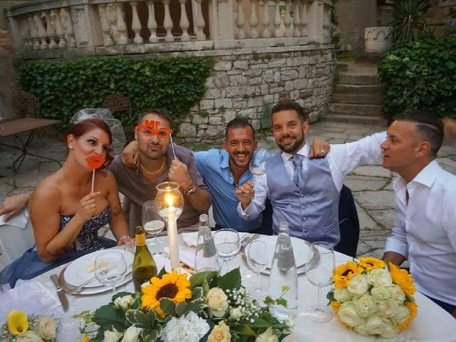 Il matrimonio di Nicola e Monica  a Duino-Aurisina, Trieste 12