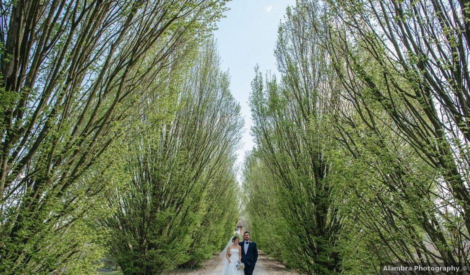 Il matrimonio di Davide e Morena a Robecco sul Naviglio, Milano