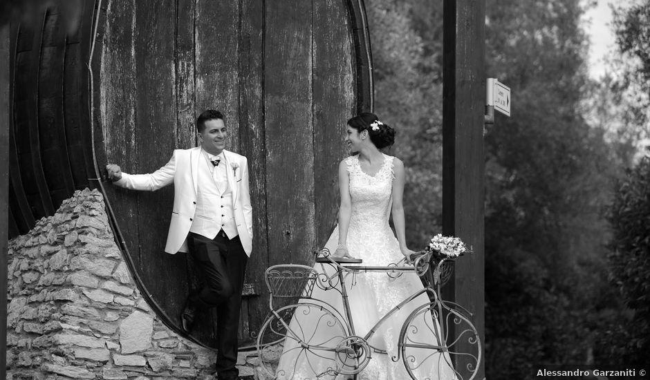 Il matrimonio di Angelo e Jessica a Pentone, Catanzaro