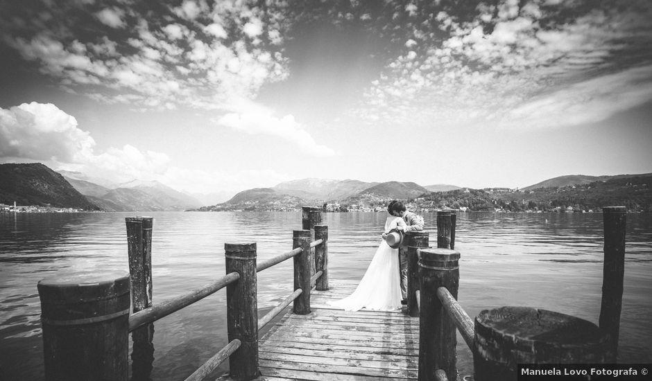 Il matrimonio di Daniele e Ilaria a San Maurizio d'Opaglio, Novara