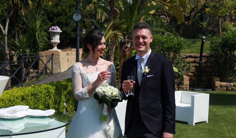 Il matrimonio di Giacomo e Maria a Villafranca Tirrena, Messina