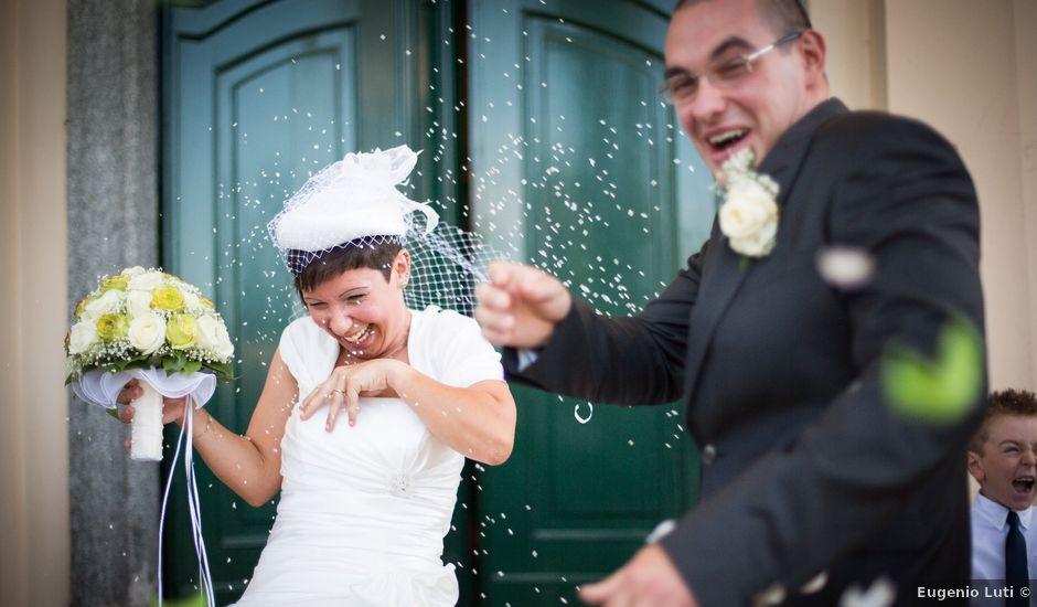 Il matrimonio di Giorgio e Daniela a Montevecchia, Lecco