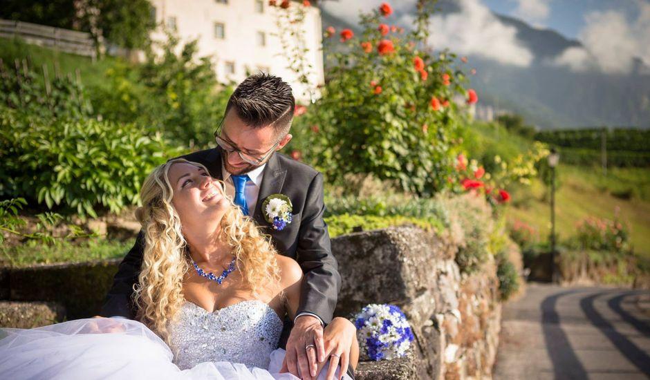 Il matrimonio di Daniele e Annika a Montagna-Montan, Bolzano