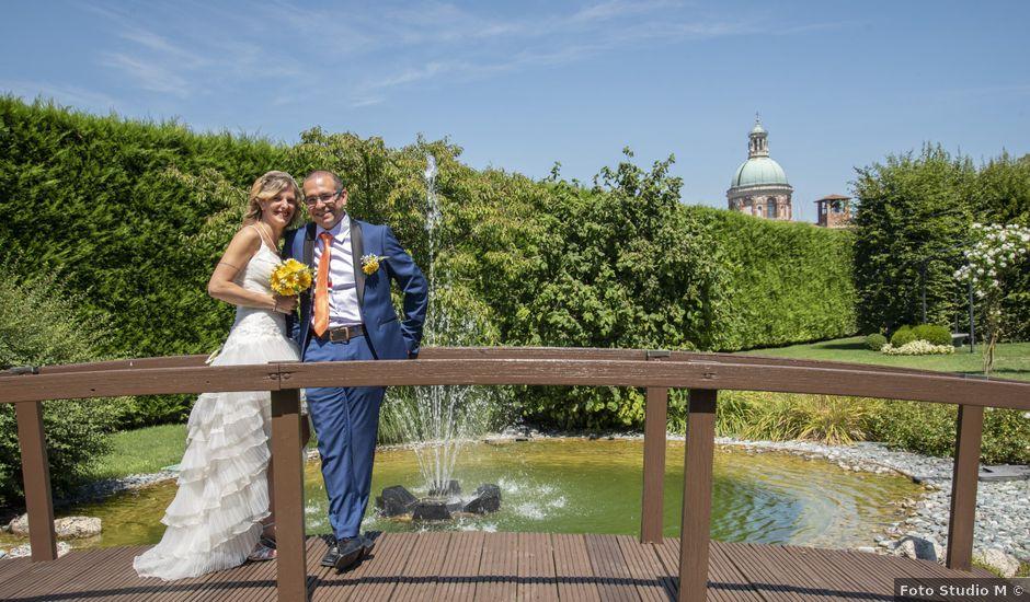 Il matrimonio di William e Daniela a Pandino, Cremona