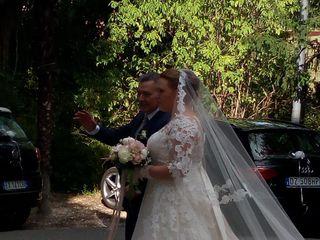 Le nozze di Elisabetta  e Marco 1
