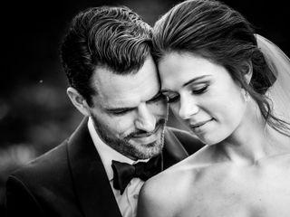 Le nozze di Lisa e Daniel