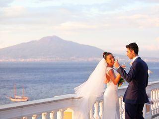 Le nozze di Patrizia e Francisco