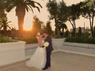 Le nozze di Francesca e Nicola 1