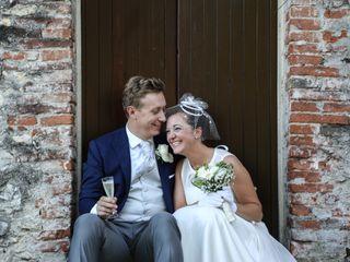 Le nozze di Elena e Jary