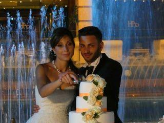 Le nozze di Serena Forte  e Giuseppe Senatore 1