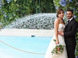 Le nozze di Serena Forte  e Giuseppe Senatore 2