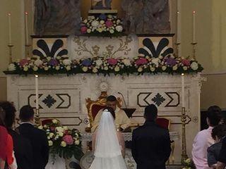 Le nozze di Maria Sarah  e Francesco  1