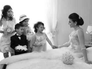 Le nozze di Maria Sarah  e Francesco  3