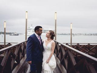 Le nozze di Valentina e Kailash