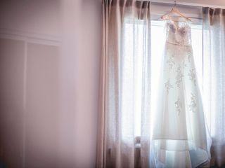 Le nozze di Francesca e Giusvan 1