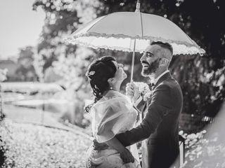 Le nozze di Francesca e Giusvan