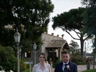 Le nozze di Andrea e Clotilde 1