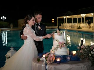 Le nozze di Andrea e Clotilde