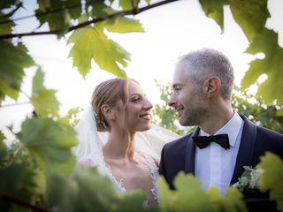 Le nozze di Alessio e Giulia