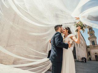 Le nozze di Angela e Domenico