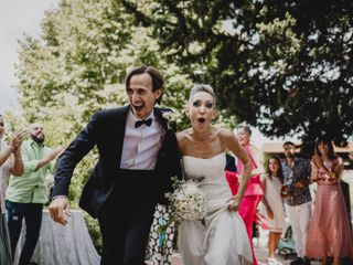 Le nozze di Consuelo e Fabio