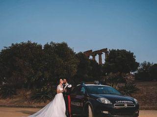 Le nozze di Antonino folisi e Mariagrazia Clemenza  2