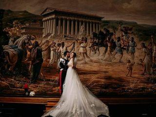 Le nozze di Antonino folisi e Mariagrazia Clemenza  3