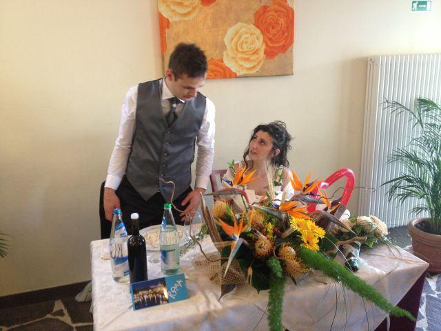 Il matrimonio di Andrea e Irene a Santarcangelo di Romagna, Rimini 3